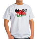 Malawi Flag Light T-Shirt