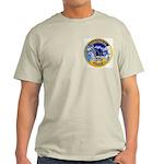 Alaska Territory Police Ash Grey T-Shirt