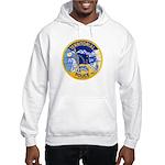 Alaska Territory Police Hooded Sweatshirt