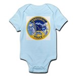 Alaska Territory Police Infant Creeper