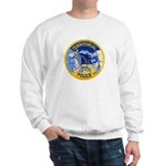 Alaska Territory Police Sweatshirt