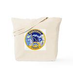 Alaska Territory Police Tote Bag