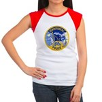 Alaska Territory Police Women's Cap Sleeve T-Shirt