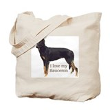 &quot;Beauceron&quot; Tote Bag