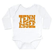 Tennessee Long Sleeve Infant Bodysuit