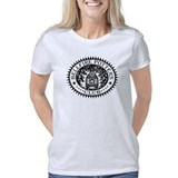 South Dakota Coyotes Red Arch T-Shirt