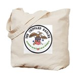 Crippled Eagle Tote Bag