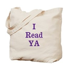 I Read YA Tote Bag