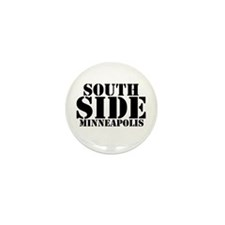 South Side Minneapolis Mini Button (100 pack)