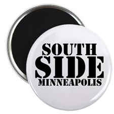 "South Side Minneapolis 2.25"" Magnet (10 pack)"