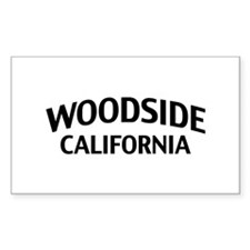 Woodside California Decal