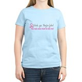 Cute Funny breast cancer awareness T-Shirt
