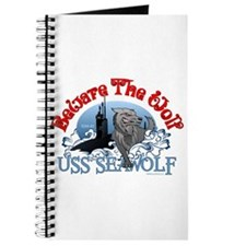 Beware The Wolf! USS Seawolf Journal