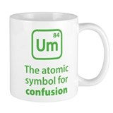 Symbol for Confusion Coffee Mug