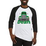Trucker Dean Baseball Jersey