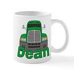 Trucker Dean Mug