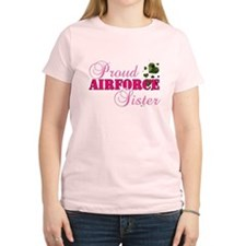Cute Air force sister T-Shirt