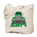Trucker Earl Tote Bag