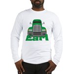 Trucker Earl Long Sleeve T-Shirt