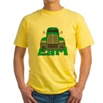 Trucker Earl Yellow T-Shirt