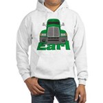 Trucker Earl Hooded Sweatshirt