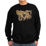 Massachusetts Flag Sweatshirt (dark)