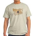 Massachusetts Flag Light T-Shirt