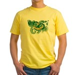 Mauritania Flag Yellow T-Shirt