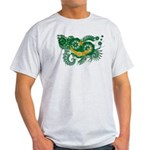 Mauritania Flag Light T-Shirt