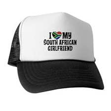 South African Girlfriend Trucker Hat