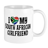 South African Girlfriend Mug