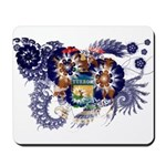 Michigan Flag Mousepad