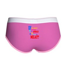 They're Made of Meat Women's Boy Brief