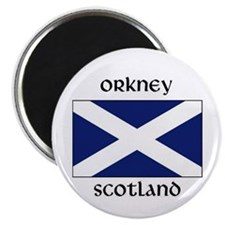 Cool Golf scotland Magnet