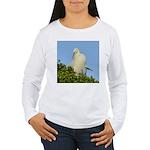 Great Egret Women's Long Sleeve T-Shirt