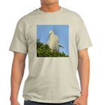Great Egret Light T-Shirt