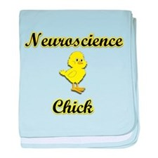 Neuroscience Chick baby blanket