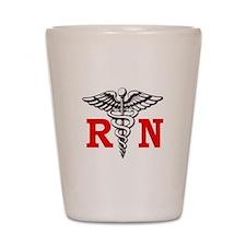 Registered Nurse Shot Glass