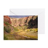 Dolores River Greeting Cards (Pk of 10)