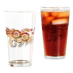 New Brunswick Flag Drinking Glass
