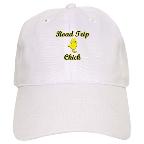 Road Trip Chick Cap