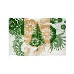 Norfolk Island Flag Rectangle Magnet (10 pack)