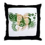 Norfolk Island Flag Throw Pillow