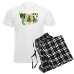 Norfolk Island Flag Men's Light Pajamas