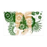 Norfolk Island Flag 38.5 x 24.5 Wall Peel