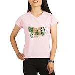 Norfolk Island Flag Performance Dry T-Shirt