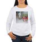 Cockatiel Women's Long Sleeve T-Shirt