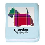 Terrier - Gordon of Abergeldie baby blanket