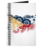 Philippines Flag Journal
