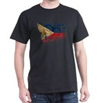 Philippines Flag Dark T-Shirt